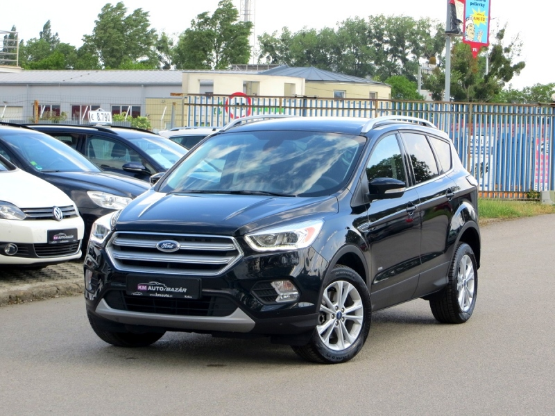 FORD KUGA 2.0 TDCI DURATORQ TITANIUM AT AWD