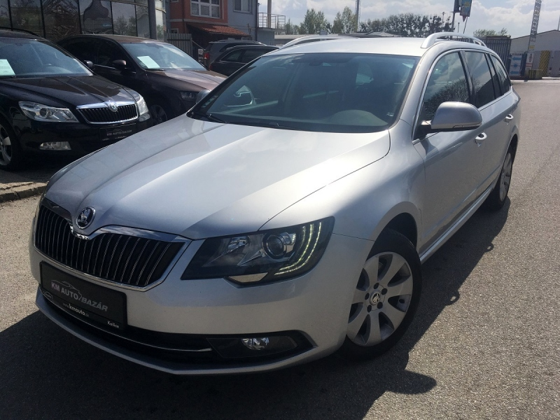 ŠKODA SUPERB COMBI 2.0 TDI CR AMBITION DSG