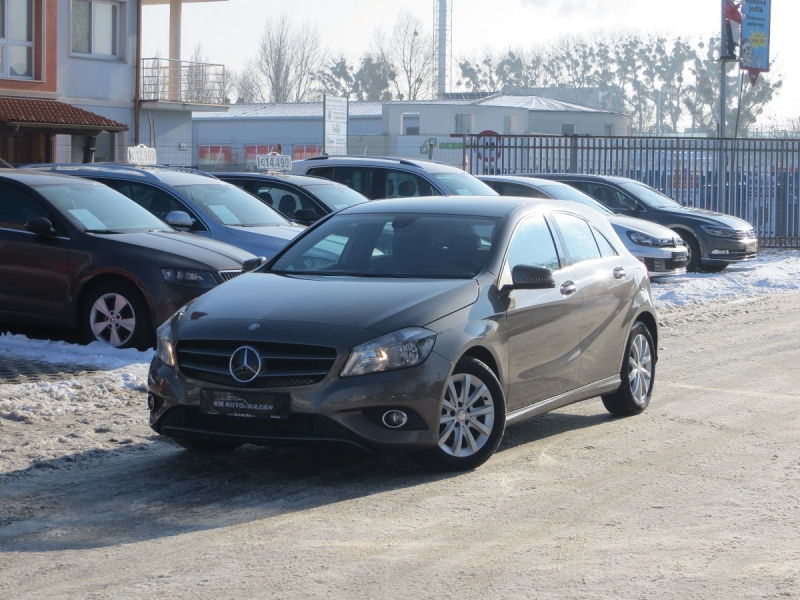 MERCEDES A TRIEDA 180 CDI BLUEEFFICIENCY