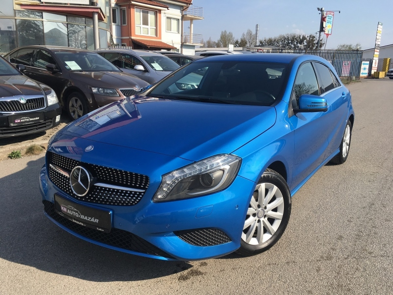 MERCEDES A TRIEDA 180 CDI BLUEEFFICIENCY STYLE