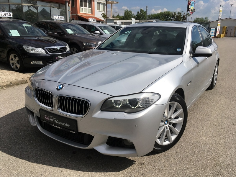 BMW RAD 5 530D XDRIVE A/T (F10)