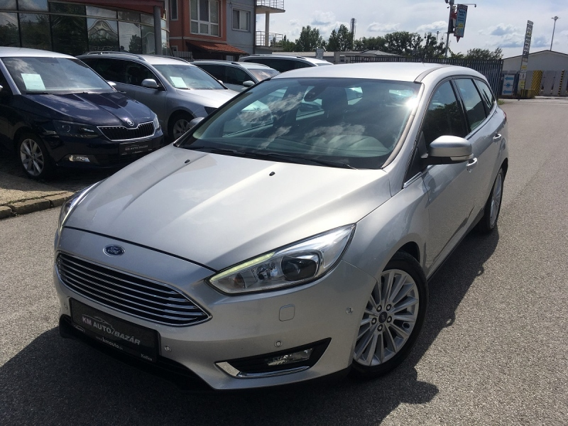 FORD FOCUS COMBI 2.0 TDCI DURATORQ LIMITED X POWERSHIFT