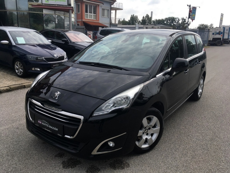 PEUGEOT 5008 1.6 E-HDI STOP&START ACTIVE