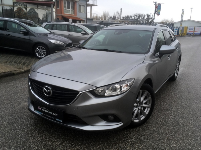 MAZDA 6 COMBI (WAGON) 6 2.2 SKYACTIV-D ATTRACTION