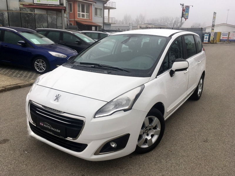 PEUGEOT 5008 1.6 BLUEHDI EAT6 STOP&START ACTIVE