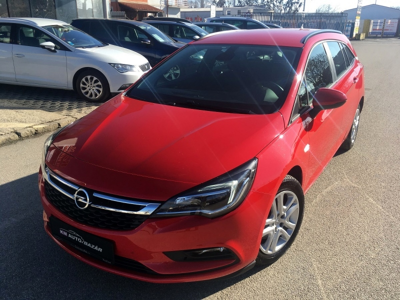 OPEL ASTRA SPORT TOURER ST 1.6 CDTI 136K ENJOY AT6